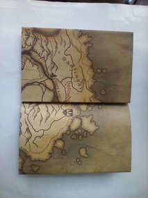 Mapa Skyrim 26x19 Seminovo
