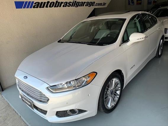 Ford Fusion Hibrido Titanium Plus - Top De Linha