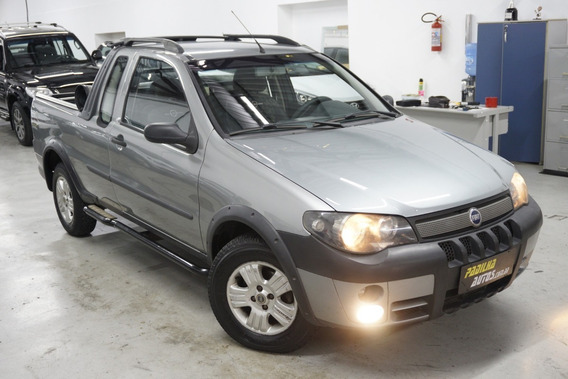 Fiat Strada 1.8 Adventure Ce Flex Manual