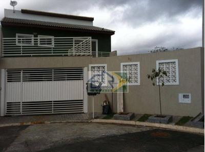 Sobrado Residencial À Venda, Jardim Márcia, Suzano. - So0040