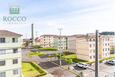 Apartamento Com 3 Dormitórios Para Alugar, 60 M² Por R$ 1.000/mês - Afonso Pena - São José Dos Pinhais/pr - Ap0417