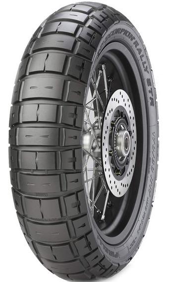 Pneu Bmw F 700 Gs 140/80r17 69v Scorpion Rally Str Pirelli