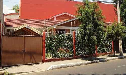 Excelente Casa Con Uso De Suelo En Cuajimalpa