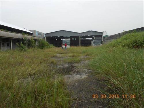 Galpão Bem Localizado Na Cidade Náutica Em São Vicente Com 800 M2 Útil Numa Área Total De 2.500 M2 Bem Perto Da Imigrantes Sentido São Paulo Cubatão Ou Litoral Sul - Hm1645