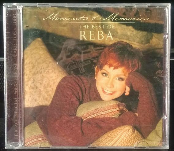 Cd Reba Mcentire - The Best Of Reba - Usado Perfeito!