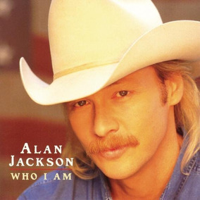 Alan Jackson Who I Am Cd Import 1994