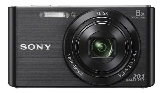 Camara Sony Cyber Shot + 20 Mpx + Zoom 8x + Video Hd + New
