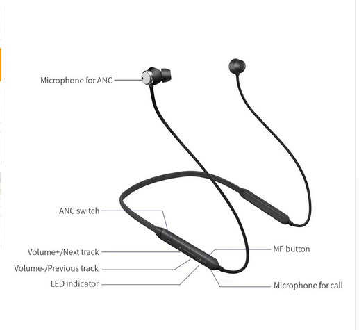 Fone Ouvido Bluetooth Bluedio Tn Energy Cancelamento Ruído