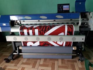 Plotter De Impressão Digital - Cabeça De Impressão Dx7