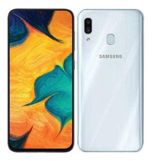 Samsung Galaxy A30 32 Gb 3 Gb Ram Blanco