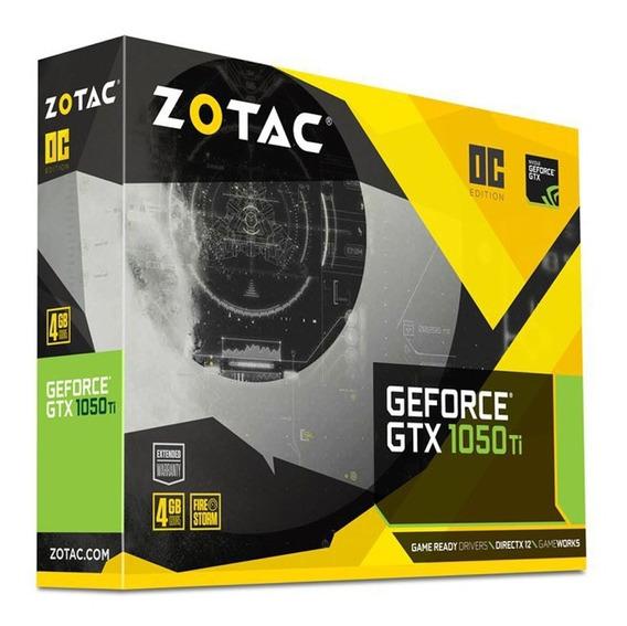 Pc Gamer I3, 8gb, 1tb, Vídeo Geforce Gtx 1050 4gb