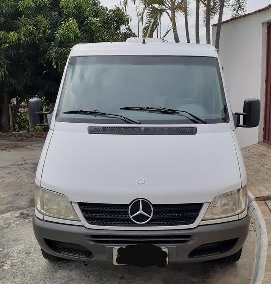 Mercedes-benz Sprinter Furgão 2.2 Cdi 313 Curto Teto Alto 5p