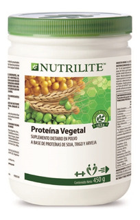 Proteína Vegetal En Polvo Nutrilite De Amway