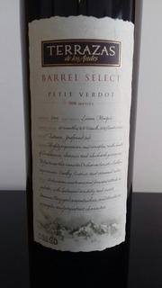 Vino Terrazas De Los Andes Barrel Select Vinos En Mercado