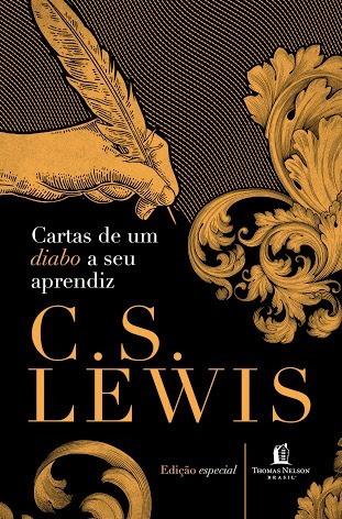 Livro C. S. Lewis Cartas De Um Diabo A Seu Aprendiz