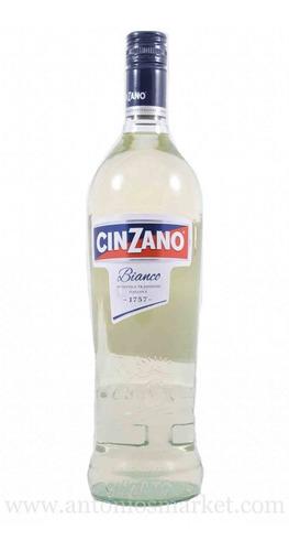 Imagen 1 de 2 de Cinzano Bianco Vermouth - 450ml - Grupo Campari