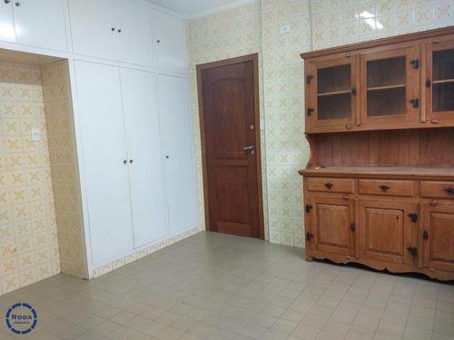 Apartamento Com 3 Dorms, Embaré, Santos, Cod: 11570 - A11570