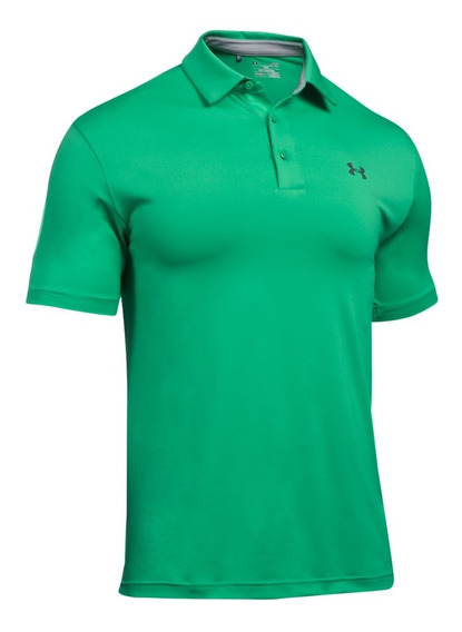 Camiseta Under Armour Tipo Polo 100% Original Golf Nike