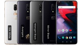 Oneplus 6 4g 8gb Ram 256gb Rom Smartphone 3200 No Qr Code