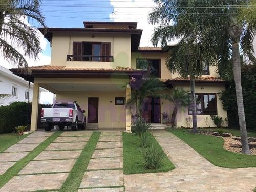Casa Residencial A Venda, Terras De São Carlos, Jundiaí Mirim, Jundiaí - Ca09554 - 34643064