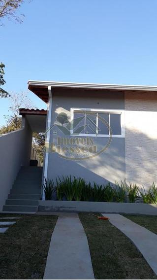 Casa Para Venda Em Atibaia, Jardim São Felipe, 2 Dormitórios, 1 Banheiro, 2 Vagas - 0080
