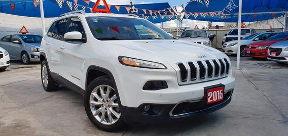 Jeep Cherokee 2015 Limited 4 Cil Equipada