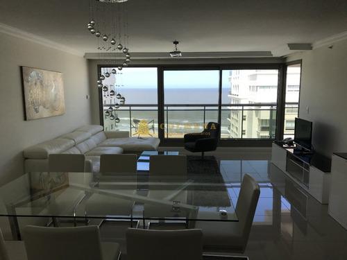 Espectacular Unidad Única En Las Mejores Torres De Punta!!! Penthouse De Primera!-ref:5