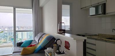Apartamento Em Alto Da Boa Vista, São Paulo/sp De 45m² 1 Quartos À Venda Por R$ 389.000,00 - Ap183174