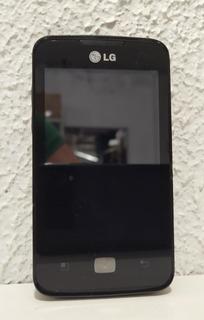 Celular Lg Optimus Hub E510f Usado