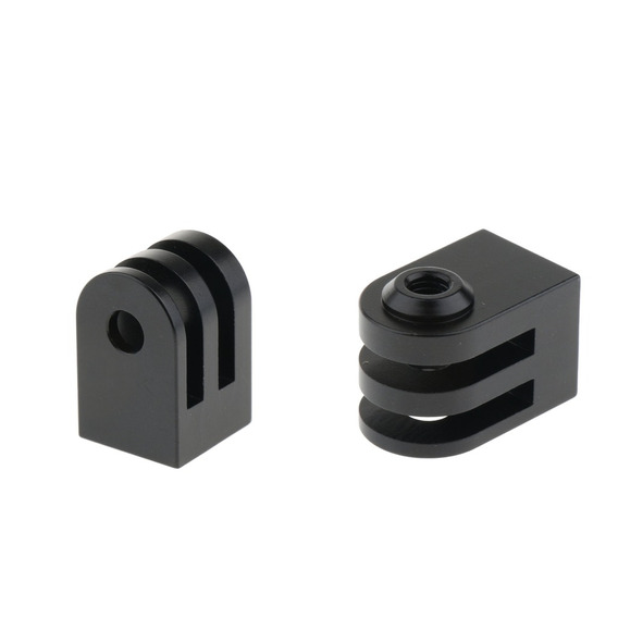 Magideal 2x Mini Tripé Monopé Monte Câmera Base Adaptador