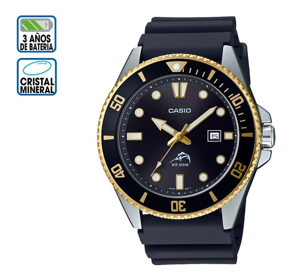 Reloj Casio Core Mdv-106g-1