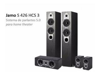 Set De Bafles 5.0 Jamo S 426 Hcs 3 Distrib Aut Dor Music