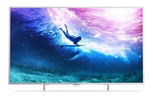 Smart Tv Philips 55 Pug6801 4k Hdmi Usb Control Qwerty