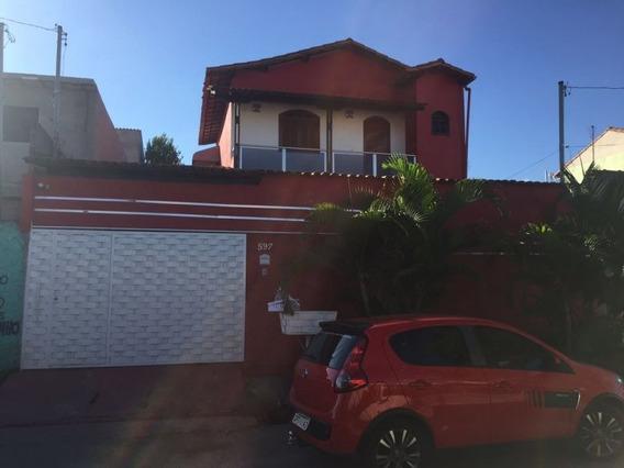 Casa Com 2 Quartos Para Comprar No Sapucaias Em Contagem/mg - 3800