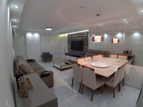 Apartamento À Venda Em Cambuí - Ap266381