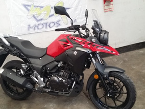 Suzuki Dl 250 V Strom 0km Financiación Motos Mr