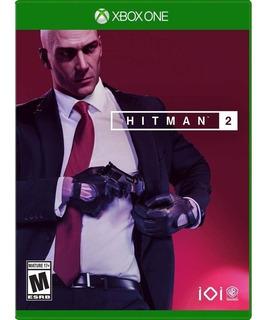 Juegos Xbox One Hitman 2