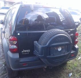 Jeep Cherokee Sport 2006 Gasolina