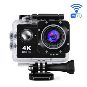 Câmera Gopro Grava 4k 60fps