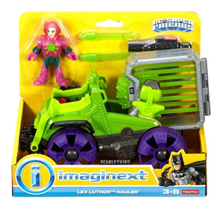Lex Luthor Batman Imaginext Dc Fisher Price Super Friends