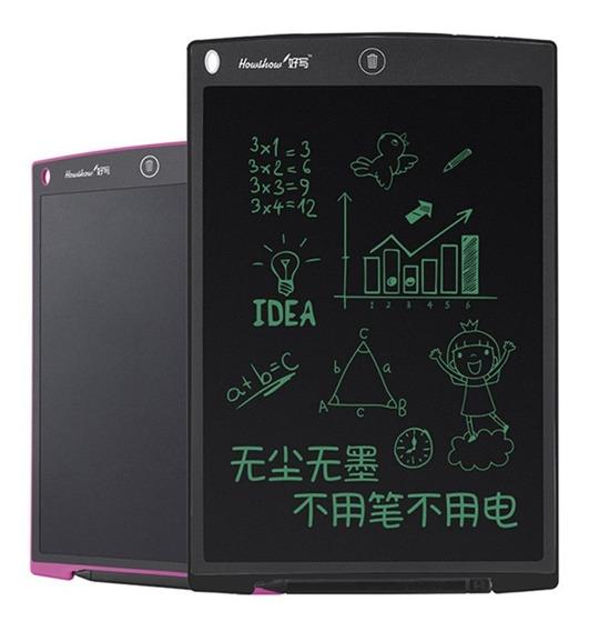 Howshow 12 Polegada Lcd Tablet Eletrônico E-note Escrita Sem
