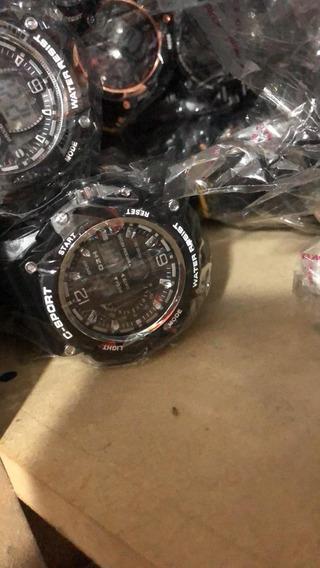 10 Relógio G Shock No Atacado 500 Reias