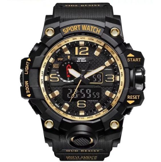 Relógio Militar Esportivo Prova D