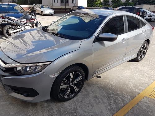 Imagem 1 de 6 de Honda Civic 2019 2.0 Ex Flex Aut. 4p