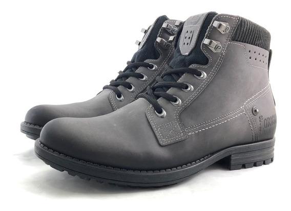 Pegada 180782 Borcego Puño Lana Cuero El Mercado De Zapatos!