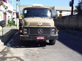 Mercedes-benz Mb 1118, Ano 1989, Carroceria