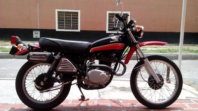 Honda Xl 350 1878