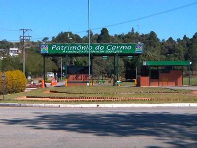 Patrimônio Do Carmo Condominio Fechado Em São Roque 870