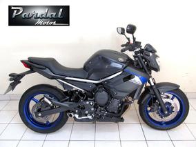 Yamaha Xj6 N 2015 Cinza