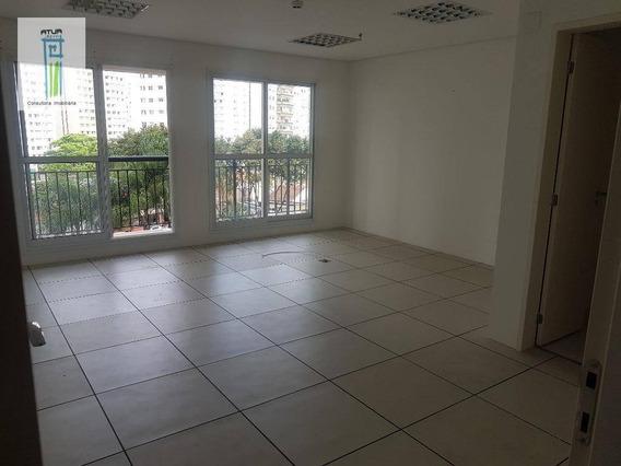 Sala Para Alugar, 34 M² Por R$ 2.400/mês - Santana - São Paulo/sp - Sa0037